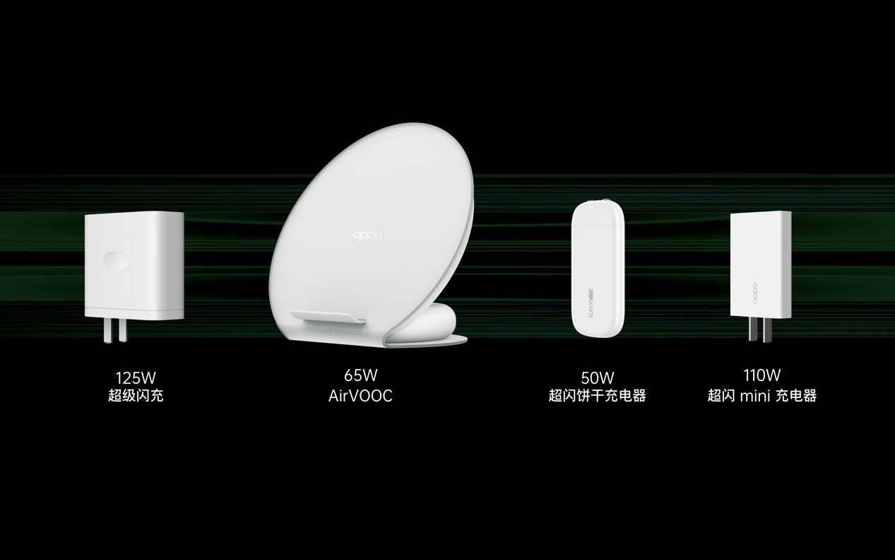 OPPO发布新闪充技术,20分钟可充满4000毫安电池