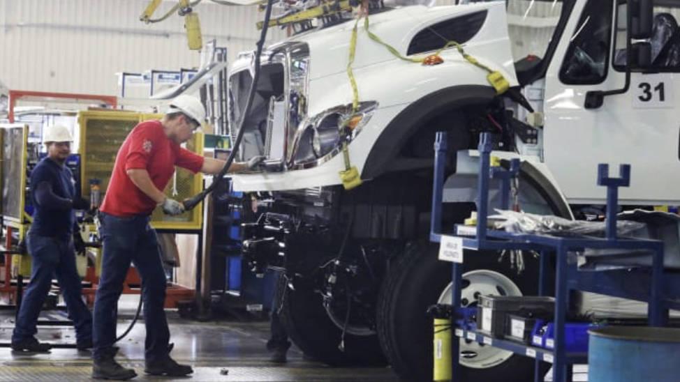 图森未来与纳威斯达共同研发L4级无人卡车 2024年量产