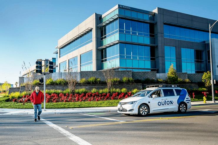 Waymo同款!AutoX获加州全无人驾驶载人牌照,无需安全员