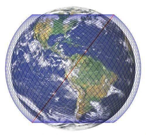 """史上最大!马斯克""""天基环球Wi-Fi""""开机上线,哪儿有信号看这里 消费与科技 第4张"""