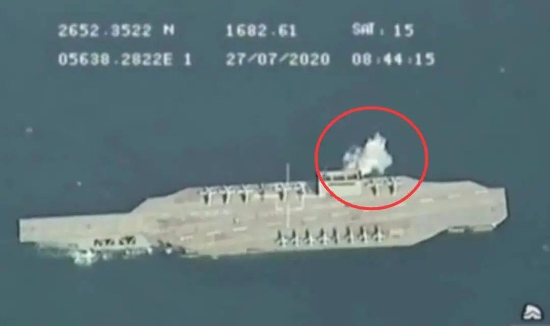 手机保护套现场视频!伊朗革命卫队围攻