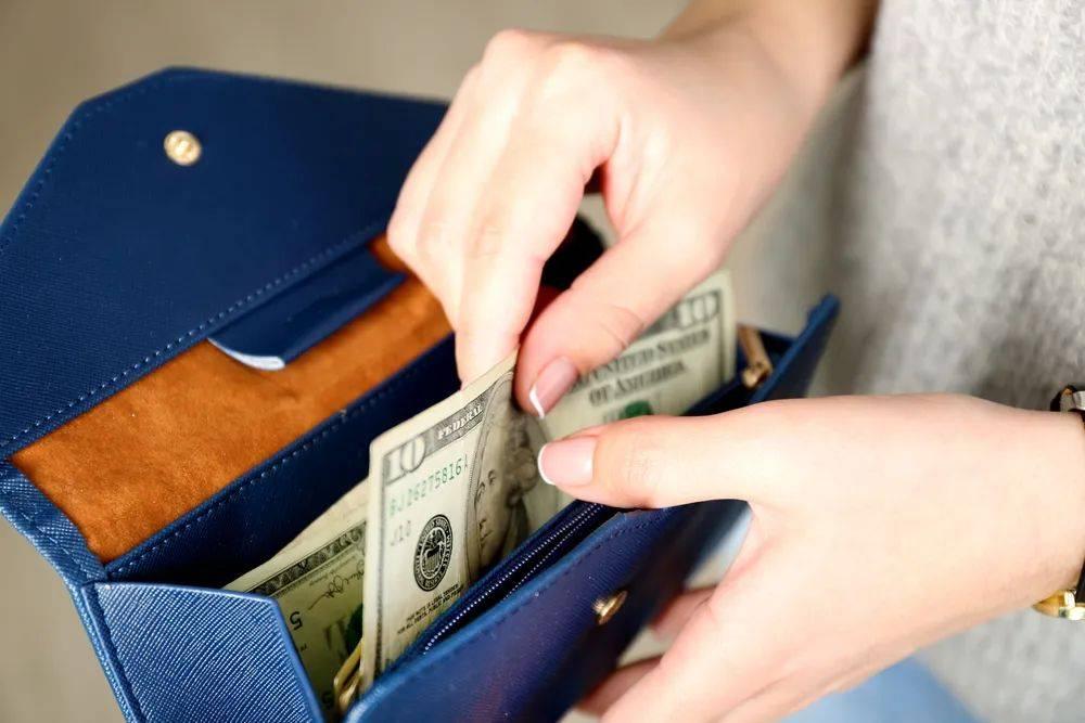 招财的钱包长什么样?当然是好看的!