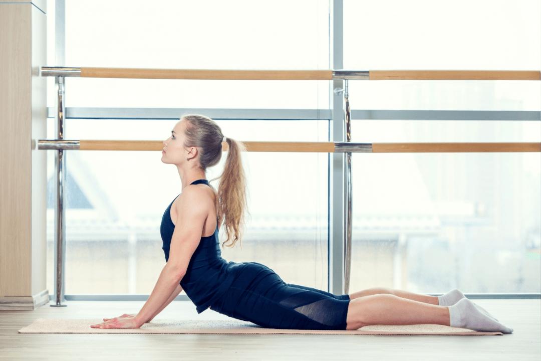 瑜伽最好的时间是一年前,其次是现在……