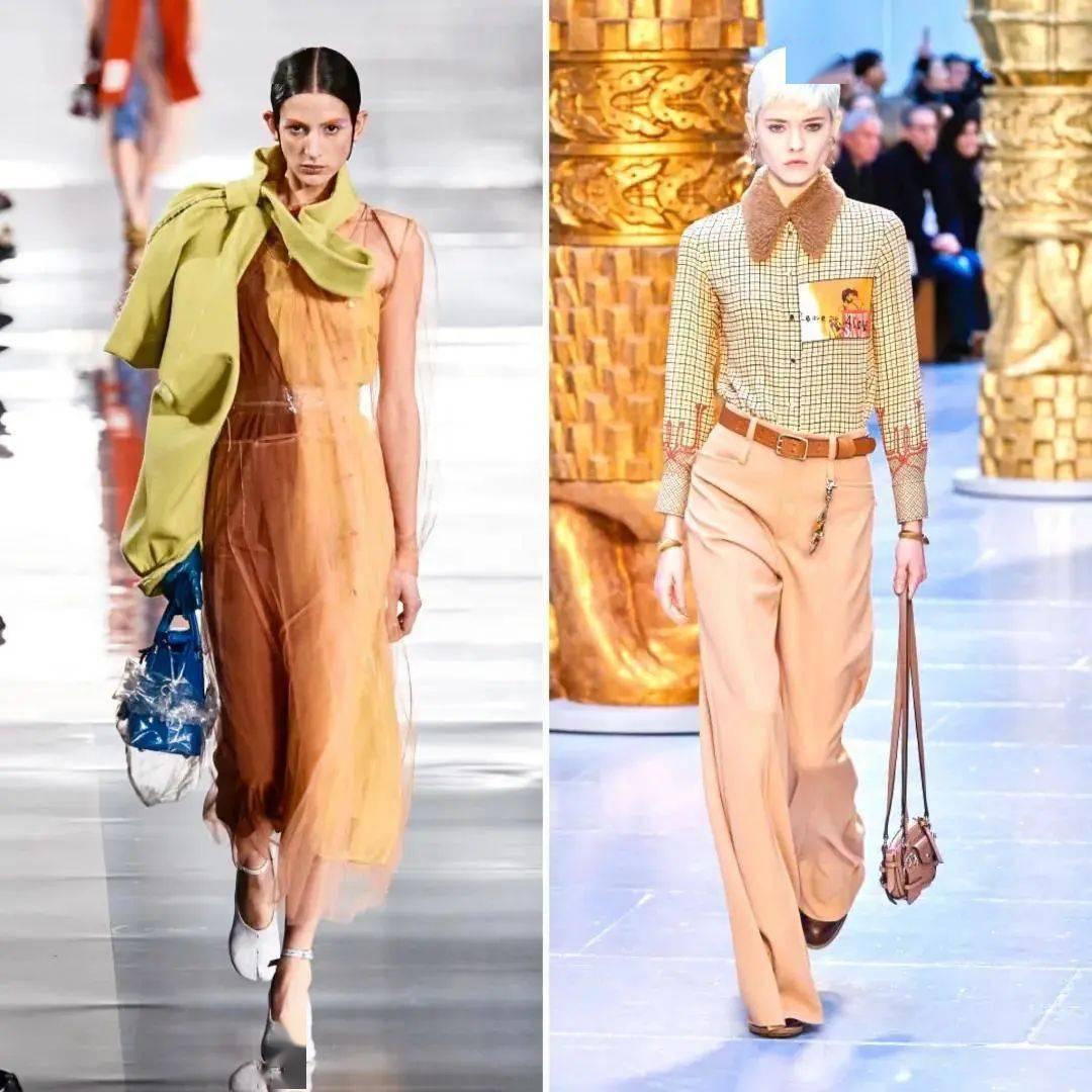 2020/21秋冬女装色彩趋势:复古时尚风潮再次燃起!半身裙流行趋势!