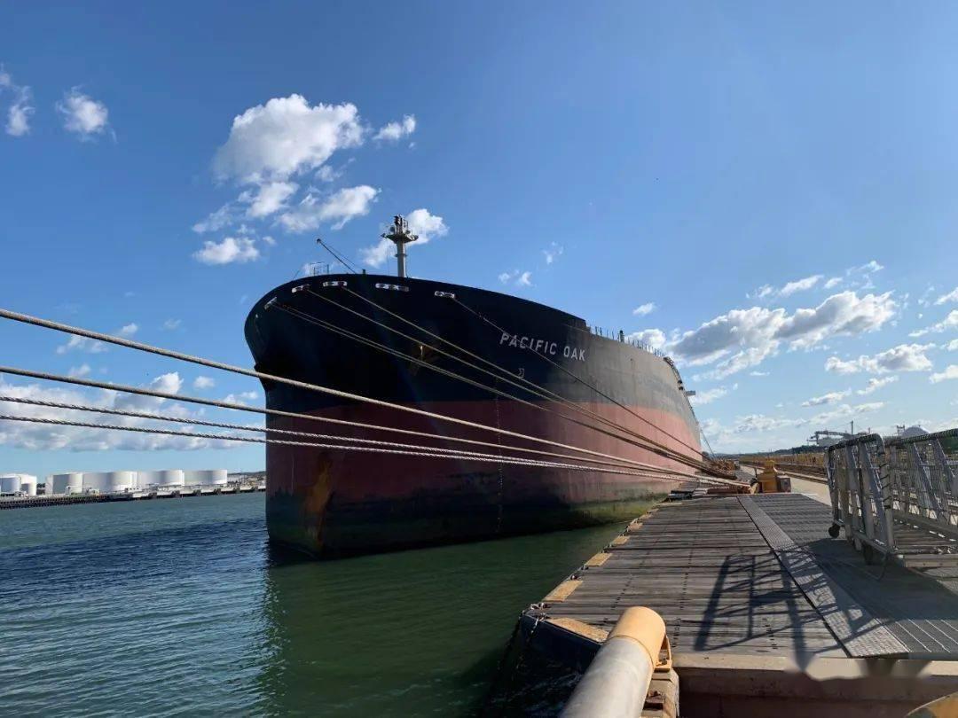 洲际航运又买了一艘船,这一次是一艘