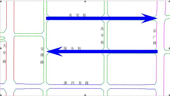 注意!郑州市这6条路段调整为单行道!