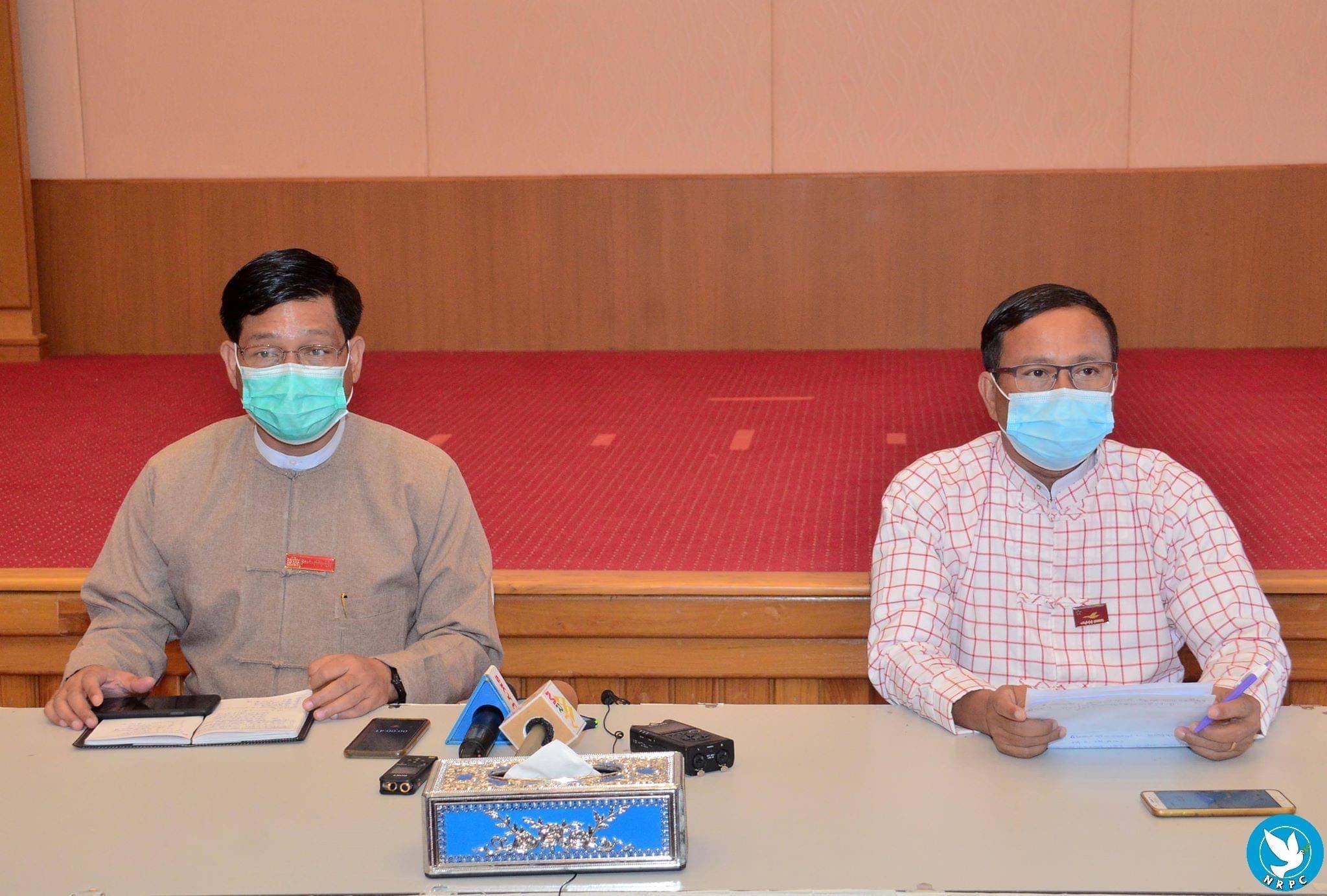 缅甸政府将邀请七支未签署全国停火协议的民族地方武装参加彬龙和平大会