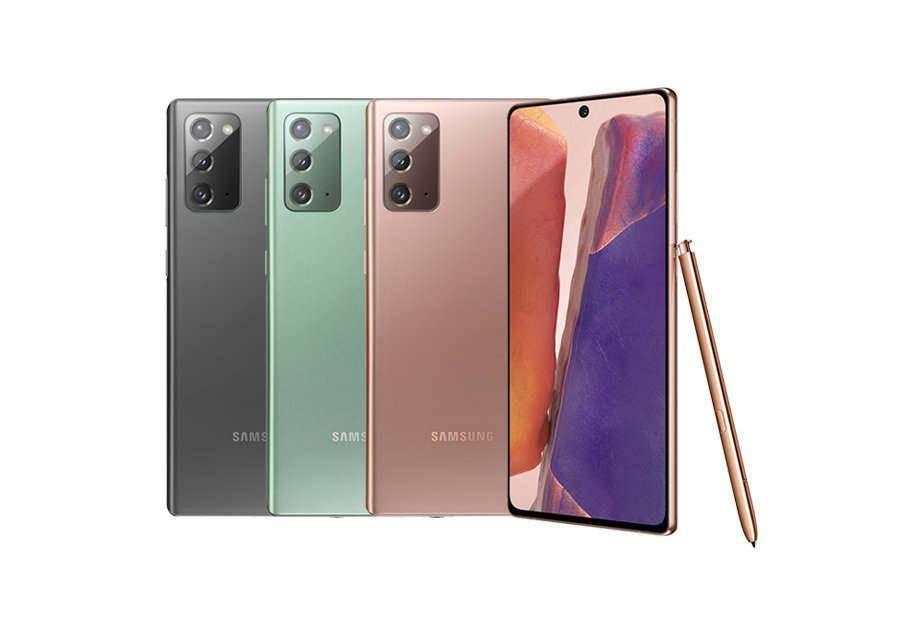 最前线丨三星Galaxy Note20系列正式发布,亮点和槽点兼备