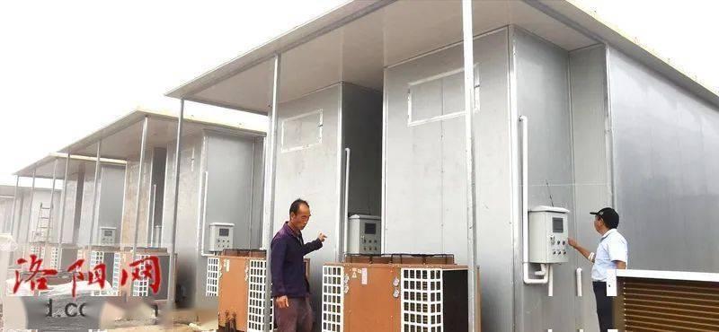 宜阳:新型节能烟叶烤房在洛阳首次投用