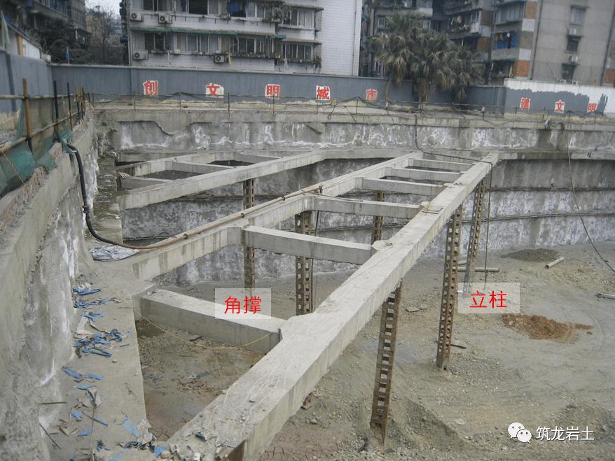 基坑工程的分类及方案选择,看完这个你就会了!
