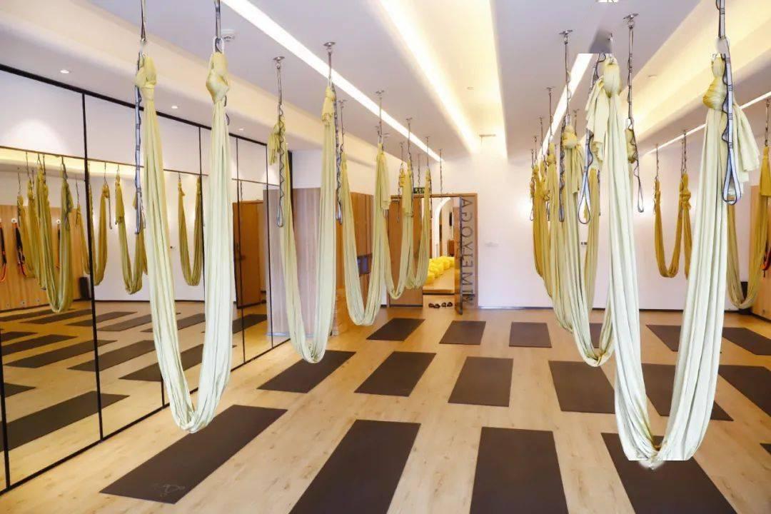 VI FLY空中瑜伽1-3级实用教学培训|10月重庆站_体式
