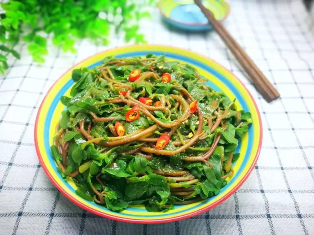 """它是天然""""长寿菜"""",利湿消暑降心火,夏天包饺子就用它"""
