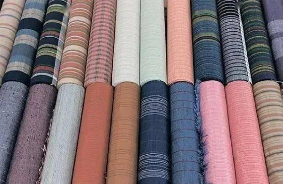 日本界城捻丝绸--世界非物质文