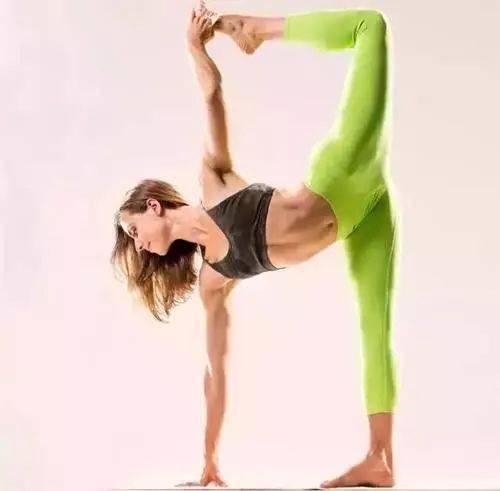 瑜伽不需要柔软,但可以让你变得协调、平衡、柔韧!