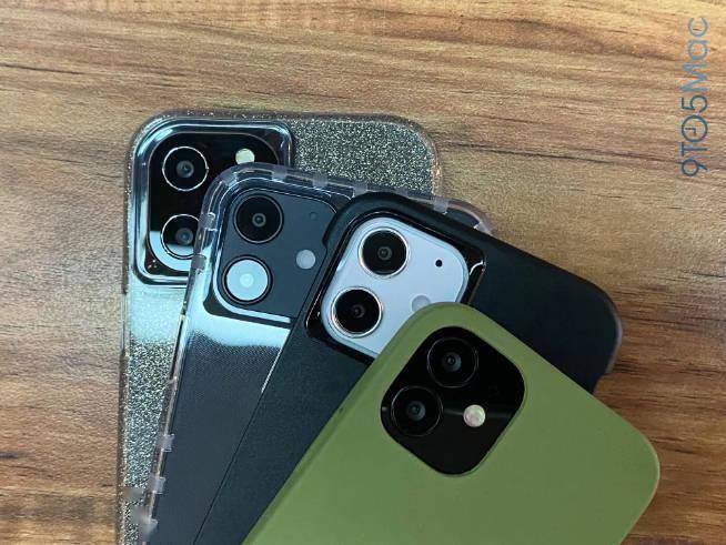 苹果iPhone 12再曝机模照:设计尘埃落定!真有iPhone 4内味