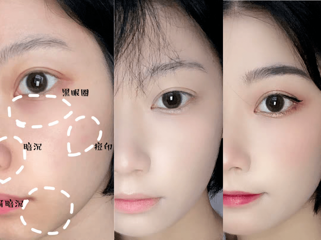 """化妆品又出新科技!抗糖还防晒的美白小能手,轻松化出张慧雯的""""初恋脸""""!"""