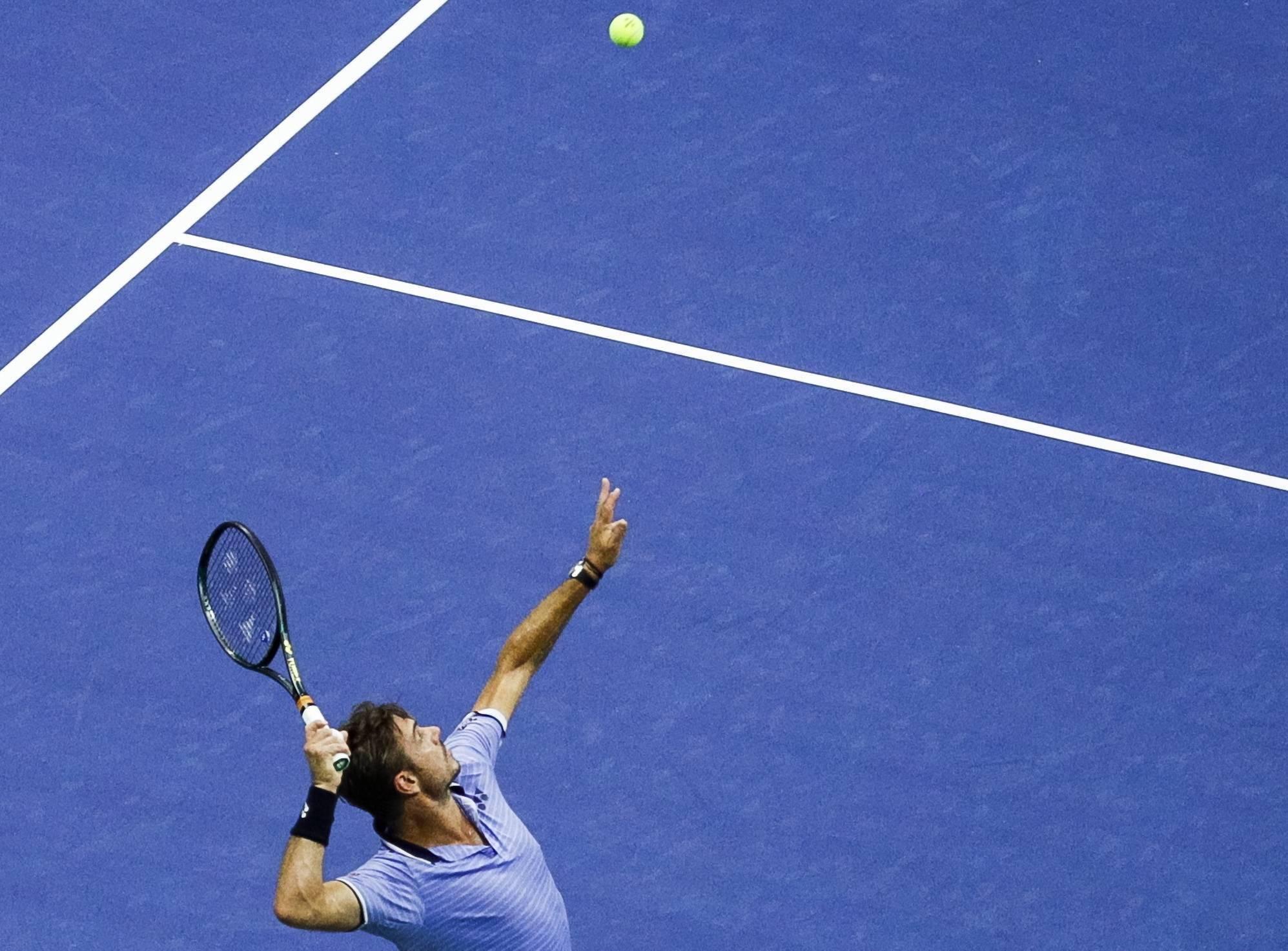 美国网球公开赛阵容堪称史上最惨淡,能