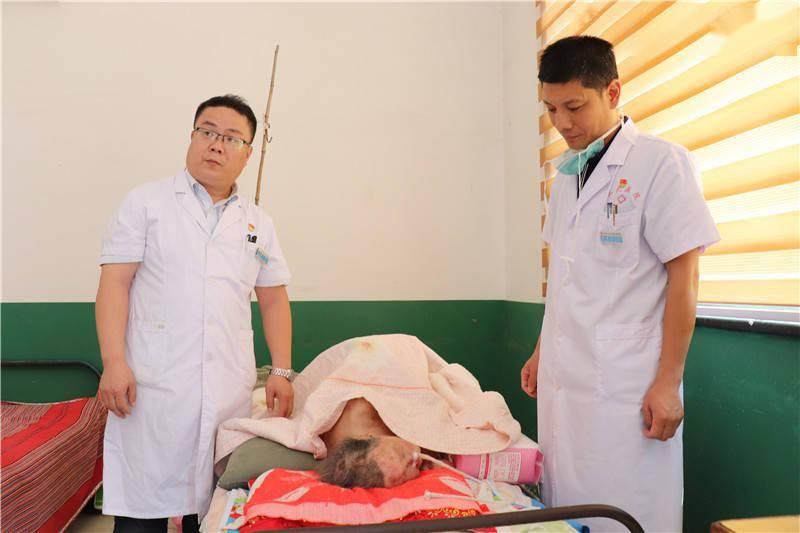 河北省广平县十里铺镇卫生院与河北工程大学附属医院联姻