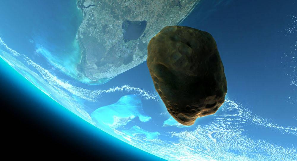 美宇航局:一行星将以距地球最小距离飞过,具有潜在危险性