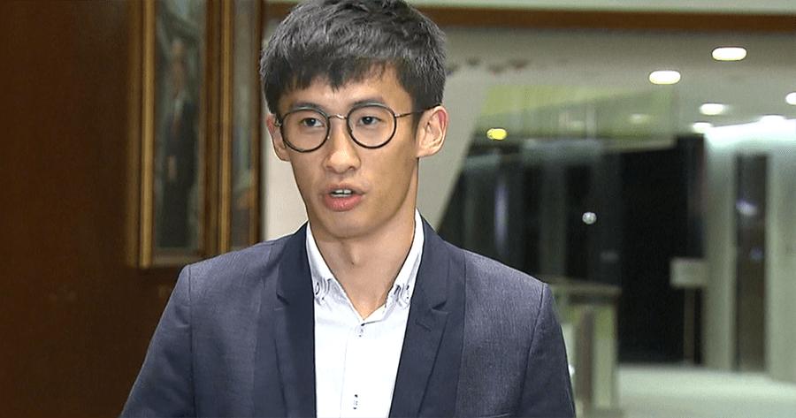 乱港分子梁颂恒上诉失败,被控非法集结罪成,被判入狱4周