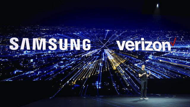 三星与Verizon签下韩国通信设备出口第一大单