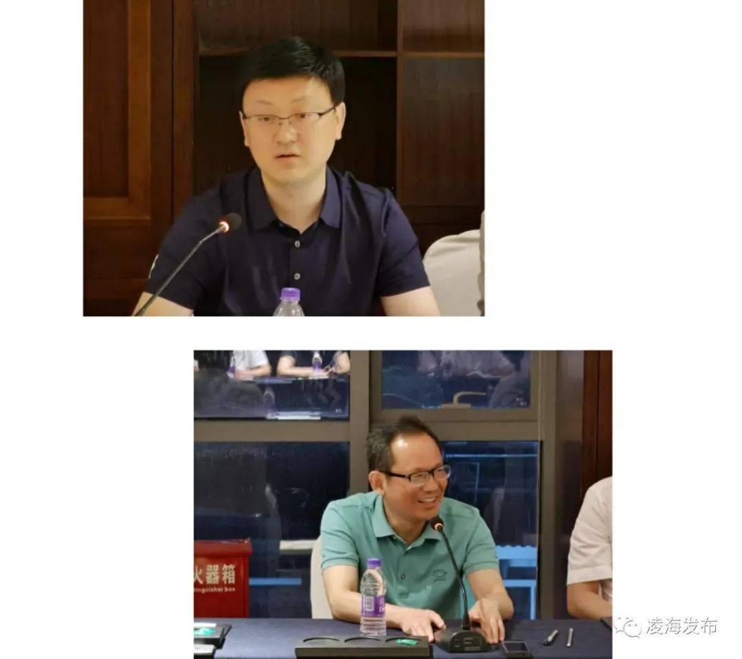 市委书记陈林松与青年干部培训班学员座谈