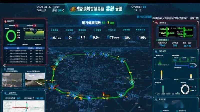 """【1017丨出行】未来之路!""""四川省公路出行智能"""