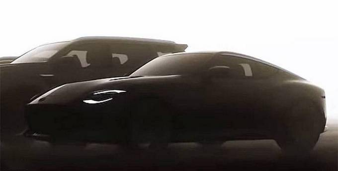 日产全新跑车曝光!搭3.0T+6MT/五天后将首发