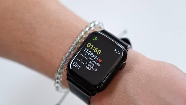 Apple Watch 多任务计时器苹果