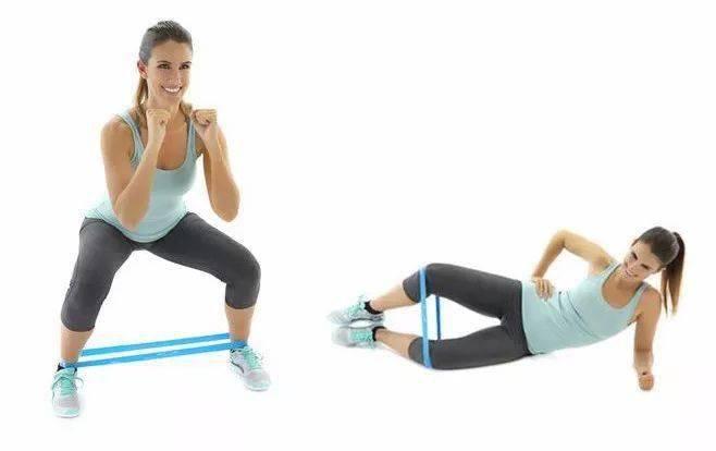 害怕越练越伤?适合女生的塑形帮手:弹力带改善肌肉力量!