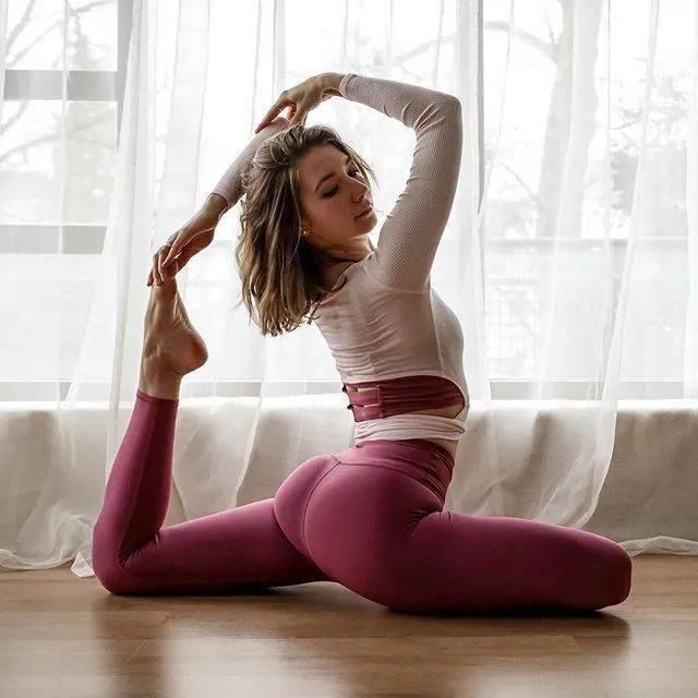 女人,为什么一定要练瑜伽?_因为