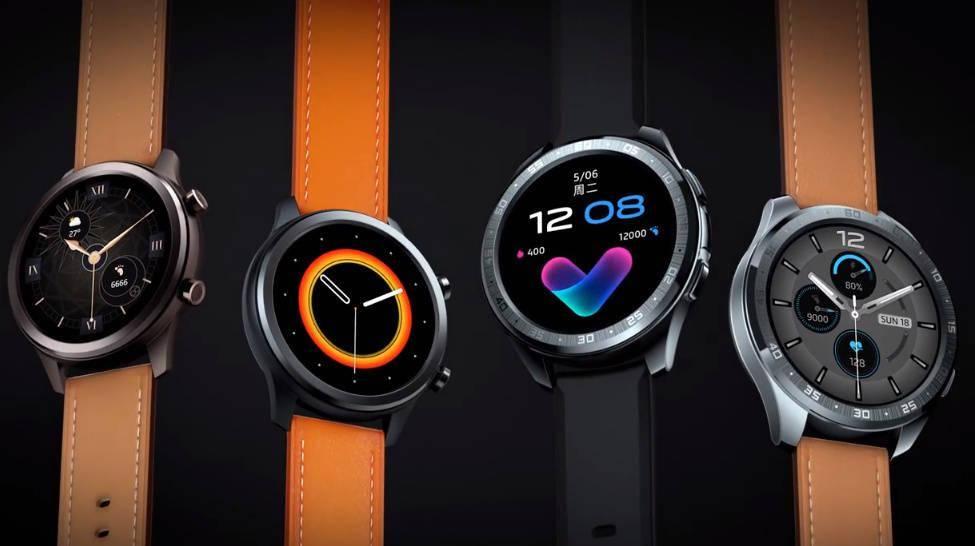 vivo官方曝光首款智能手表设计:圆形表盘侧面两个按键