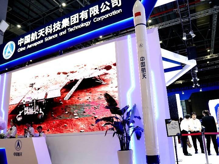 火箭上新了!我国新研制商业中型液体运载火箭首次亮相
