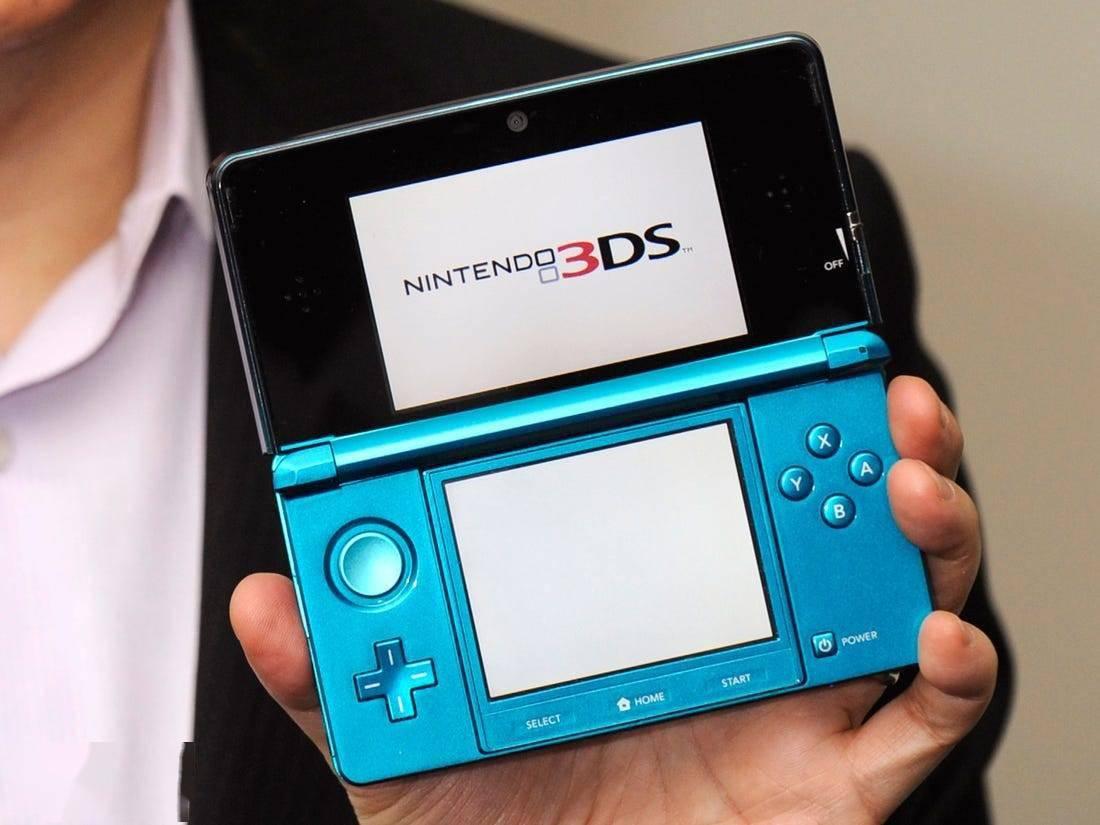 任天堂3DS掌机全系退市、停产:10年前发布,销量超7500万台