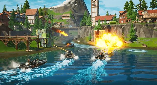《堡垒之夜》PC正式支持光追 画质性能大幅提升 显卡燃烧的香味