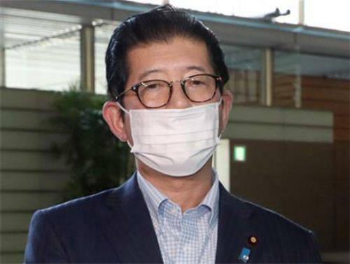 日本的一名国家收集成员确认了首例冠状病毒确