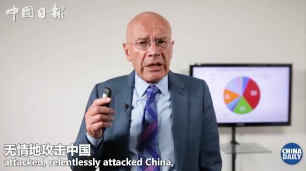 马丁·雅克:新冠疫情是对国家治理的考验 中国已交出一份出色的答卷