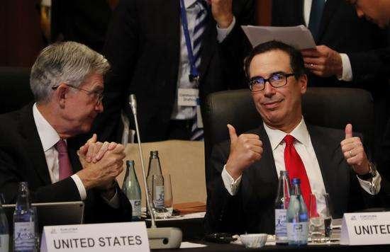 新纾困计划千呼万唤出不来,美国财长、美联储主席国会再呼吁|