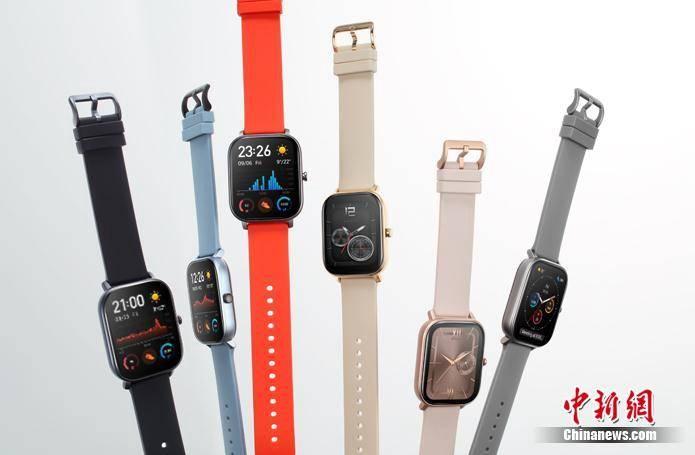 Amazfit智能手表将登陆沃尔玛北美2870家门店