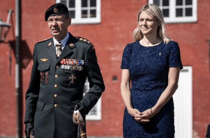 丹麦国防司令比约恩·比瑟拉普确诊新冠肺炎