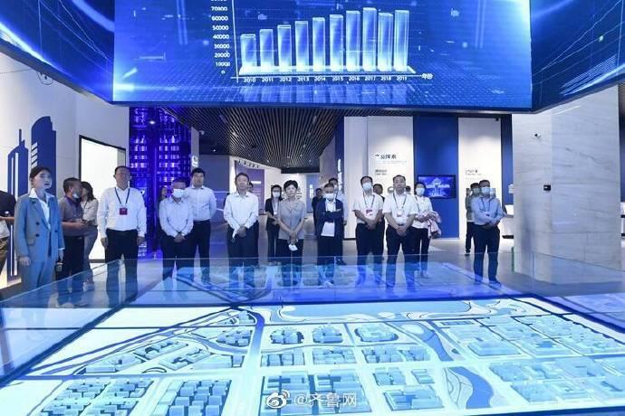 """数字经济助力""""智慧菏泽""""建设打造大数据产业发展特色示范区"""