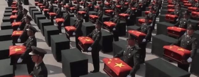 无使忠骨羁他乡:7年来716名中国人民志愿军烈士魂兮归来
