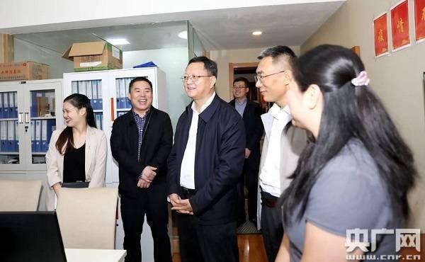 康军调研西咸新区安全生产、疫情防控及节日市场供应工作