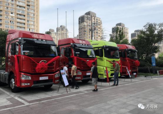 解放/东风/重型卡车/陕西汽车/福田……9月份重型卡车市场会上涨吗?先来看看各大订单的头条