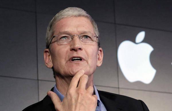 苹果CEO库克获股权激励,到2025年最多可拿1.14亿美