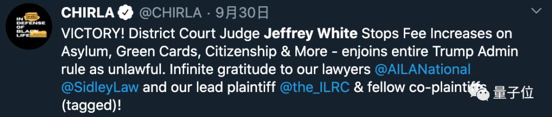 美国法官驳回特朗普工作签证禁令:超出权职范围