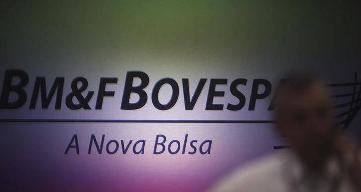 巴西股市上涨;巴西IBOV
