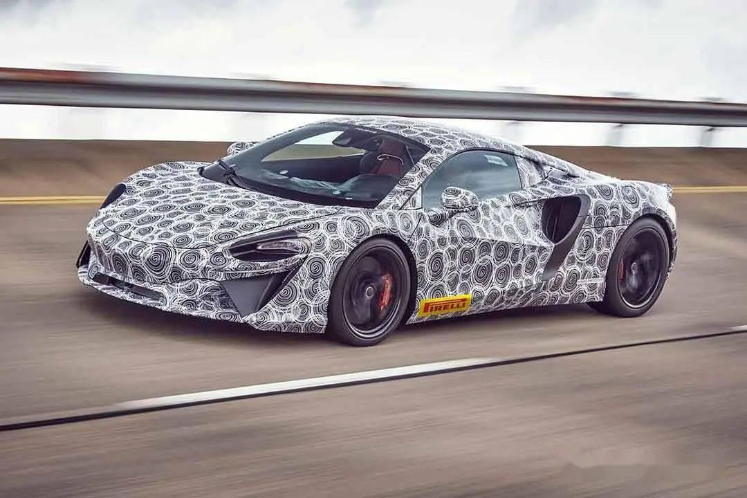 新动力,新架构!迈凯轮V6混合动力超级跑车取代Sport系列