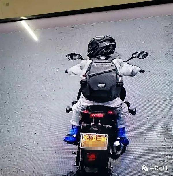 价格没谈妥,男子在桂林试驾摩托车,竟直接上高速逃回湖南