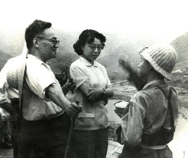 上海文联70年|这些老照片太珍贵!艺术家就该这么接地气